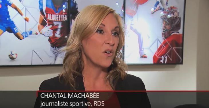 Chantal Machabée fait une sortie sur les réseaux sociaux!