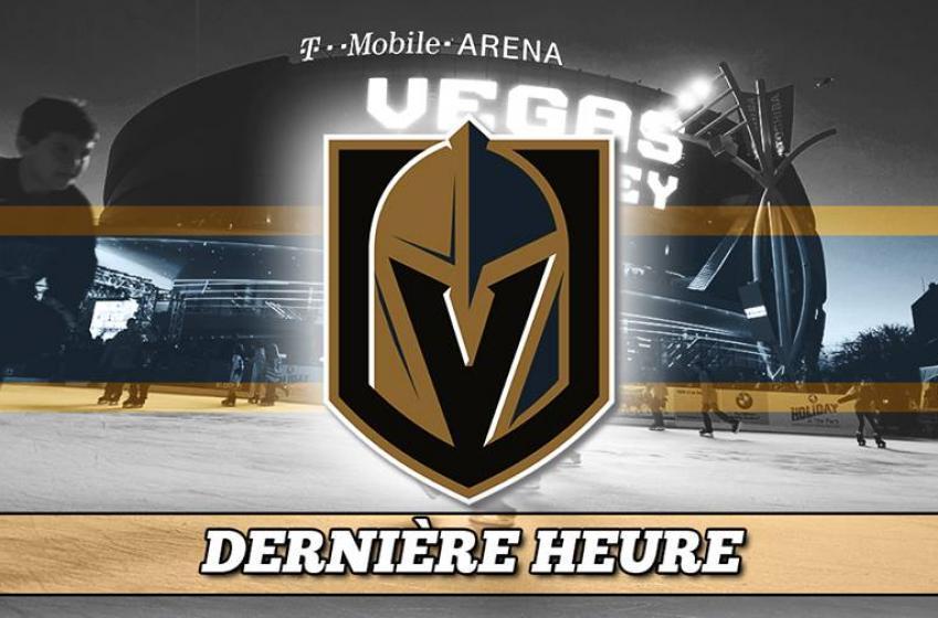 Autre signature à Vegas!