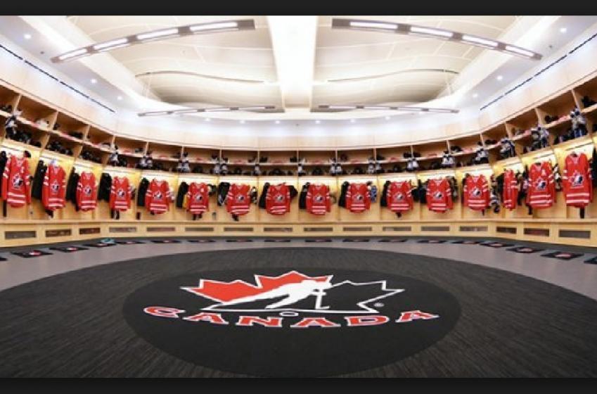 Team Canada dévoile son équipe pour les Jeux Olympiques!