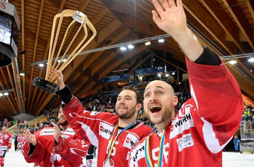 Le Canada champion!