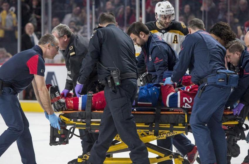 DERNIÈRE HEURE : Des nouvelles encourageantes concernant la blessure de Phillip Danault!