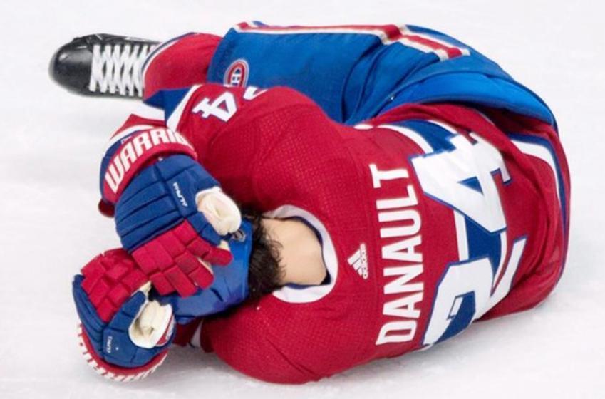 DERNIÈRE HEURE : Le Canadien effectue une mise à jour de l'état de santé de Phillip Danault!