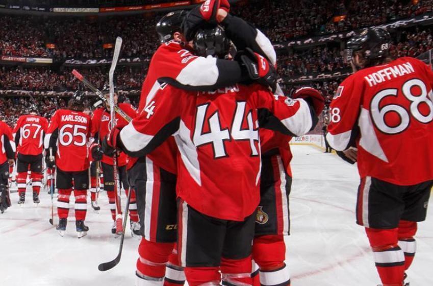 Les Senators signent un jeune joueur autonome!