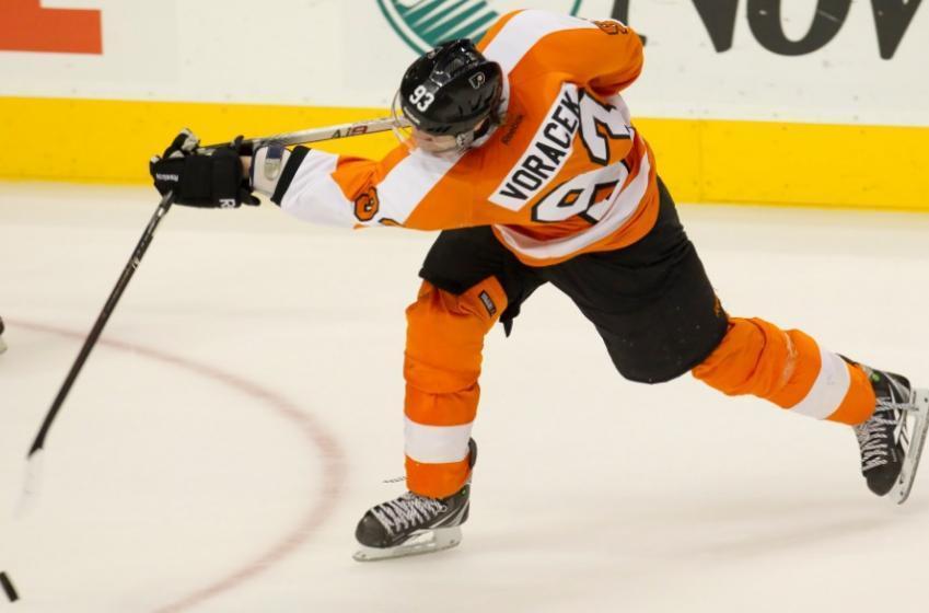 C'est une saoulerie qui a stoppé la série de 10 défaites des Flyers!