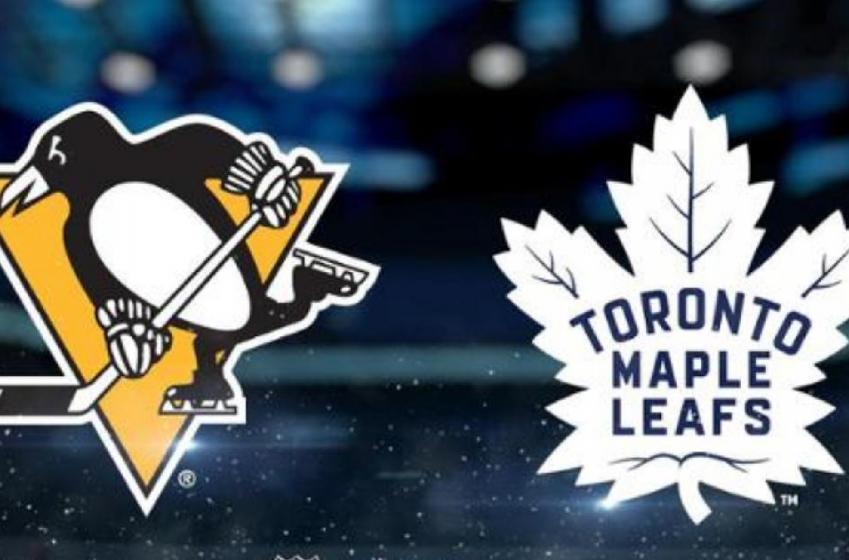 Un échange à trois joueurs proposés entre les Penguins et les Leafs!