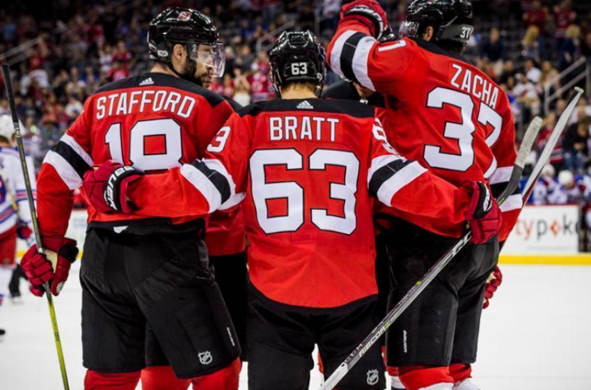 Les Devils transigent juste après le match contre le Canadien!