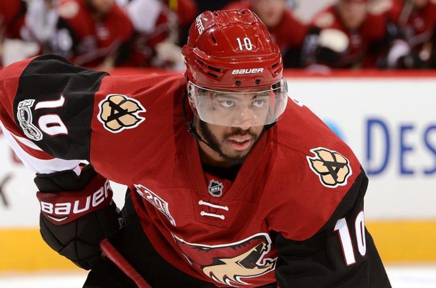 Anthony Duclair voudrait jouer à Montréal pour une raison précise!