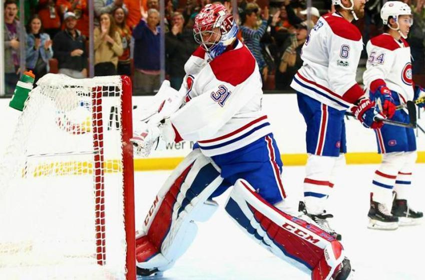 Un grave problème chez les Canadiens les empêche de gagner!