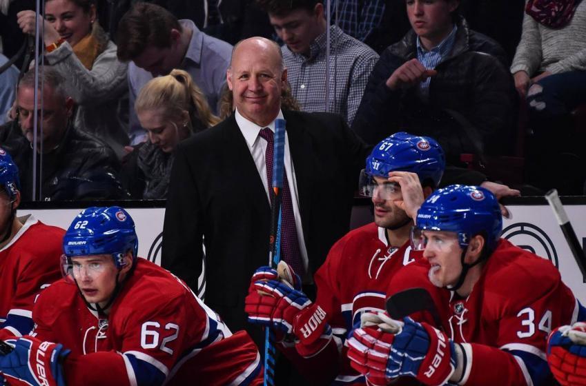 Claude Julien commente la série de défaites du Canadien!