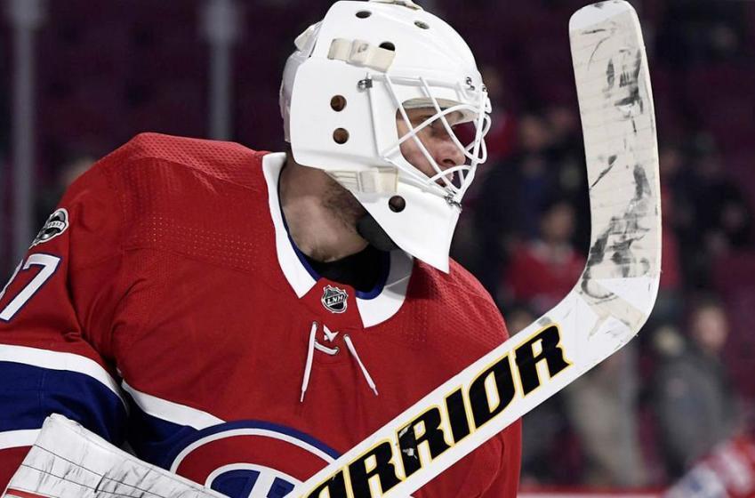 Antti Niemi quittera-t-il Montréal?