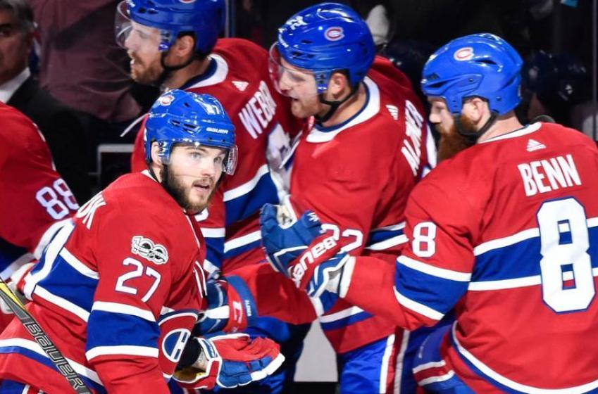 Les Canadiens annoncent deux absents de taille en Caroline