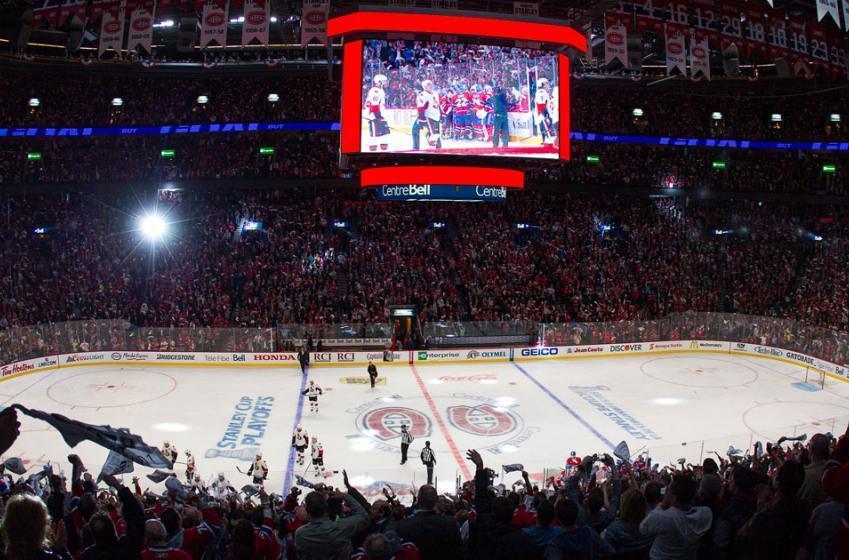 Voici le moment le plus important de l'année chez le Canadien