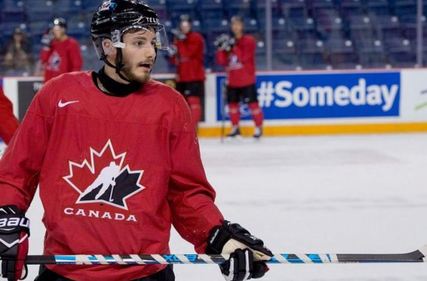 Victor Mete aura un rôle important avec Équipe Canada junior!