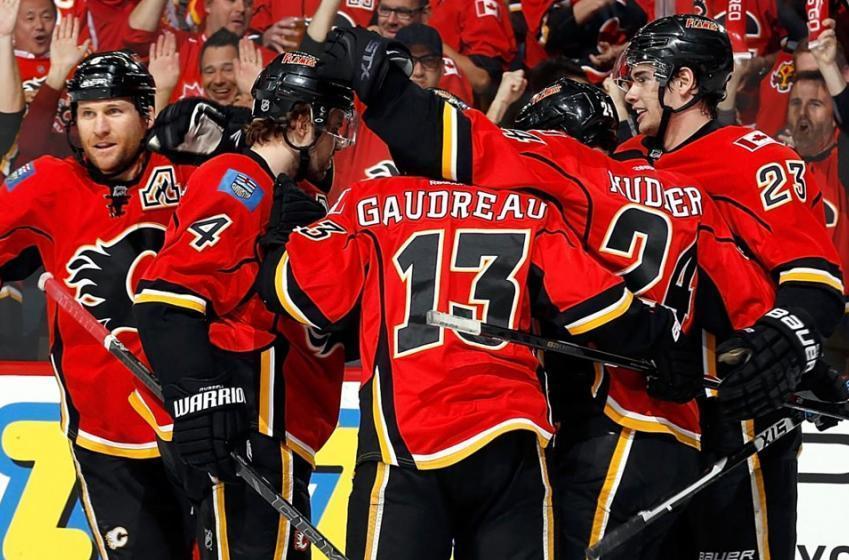 Dernière heure: Mouvement de personnel chez les Flames!