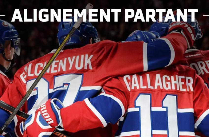 Claude Julien dévoile ses nouveaux trios face aux Canucks!
