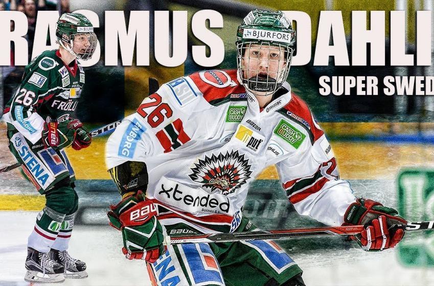 Un joueur du CH fait une énorme déclaration sur Rasmus Dahlin!