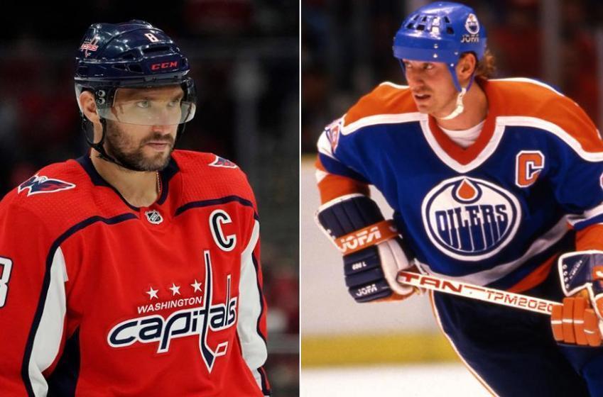 L'arrêt des activités pourrait empêcher Alex Ovechkin de dépasser Gretzky